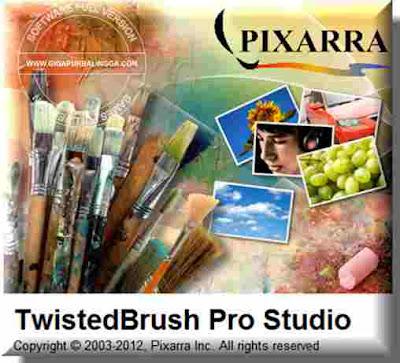 Pixarra TwistedBrush Pro Studio 25.04 Full Crack