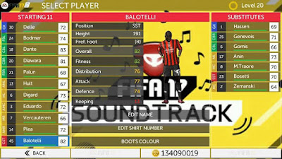 Download FTS Mod FIFA 2017 by Mesin Apk + Data