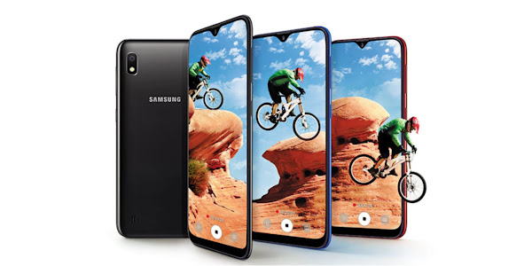 Samsung Galaxy A10 officially announced