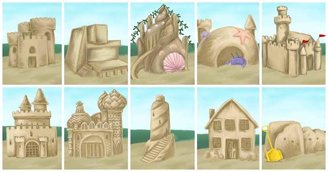 Διαλέξτε ένα κάστρο και αυτό θα αποκαλύψει τα πάντα για τον χαρακτήρα σας