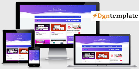 Viral Go'song Responsive Blogger Template [premium] dgntemplate