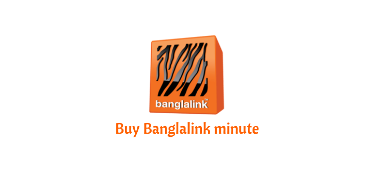 buy banglalink minute