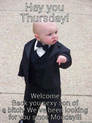 Thursday Morning Meme