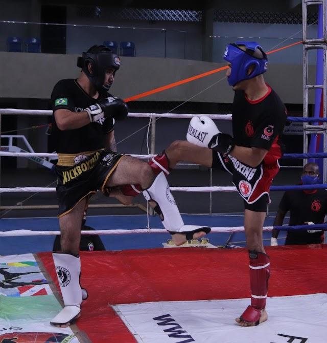 Senador Canedo: Atletas da Iniciação Esportiva se destacaram no Campeonato Goiano de Kickboxing