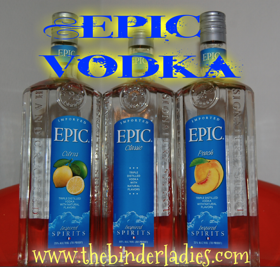 Epic Vodka Review!
