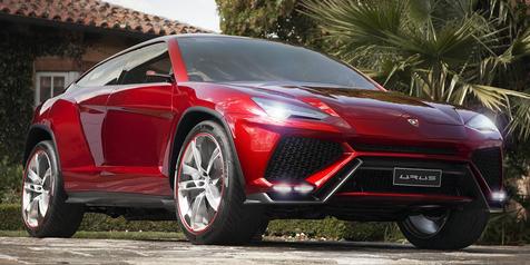 Di Indonesia, Lamborghini Urus Dihargai Hingga Rp 8,9 Miliar?