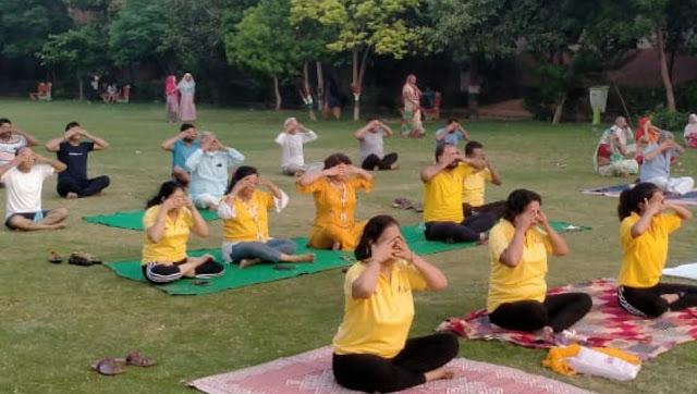 योग भारत की प्राचीन परंपरा का अमूल्य उपहार:मिशन जागृति