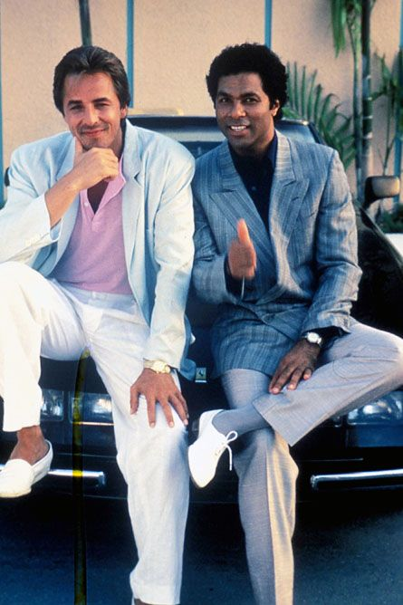 Mens Fashion: What Did Men Wear In The 80's??