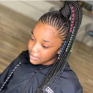Latest Shuku Hairstyles 2020 Most Trending Braided Hairstyles For Ladies