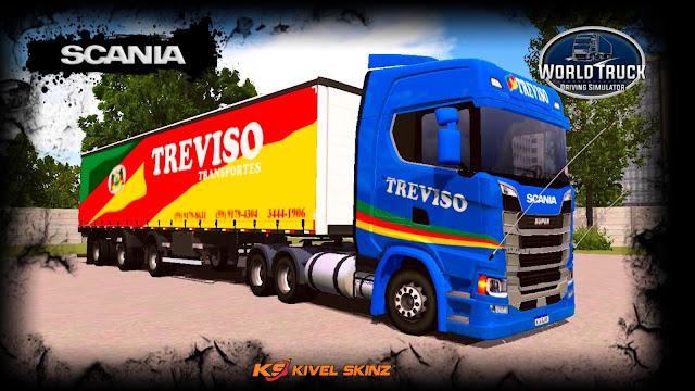 SCANIA S730 - TREVISO TRANSPORTES