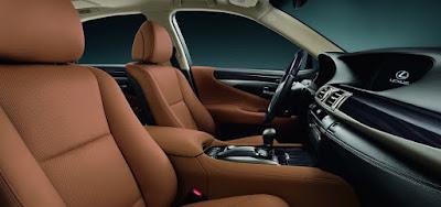 2018 Lexus LS Saloon Interior Review
