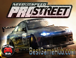 Need for Speed ProStreet Compressed PC Game Download