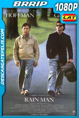 Rain Man (1988) REMASTERED 1080p BRrip Latino – Ingles