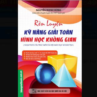 Rèn Luyện Kỹ Năng Giải Toán Hình Học Không Gian ebook PDF-EPUB-AWZ3-PRC-MOBI