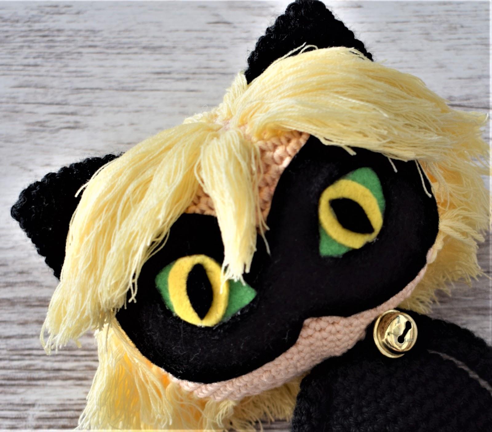 COMO TEJER A CAT NOIR PASO A PASO, PARTE 1 - YouTube | 1405x1600