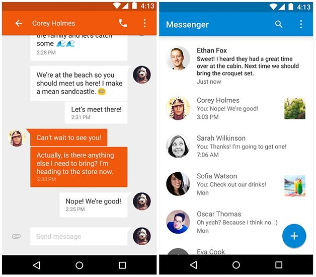 Top 10 Best Messaging Apps for Android
