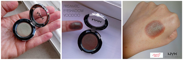 NYX PRISMATIC SHADOW VOODOO