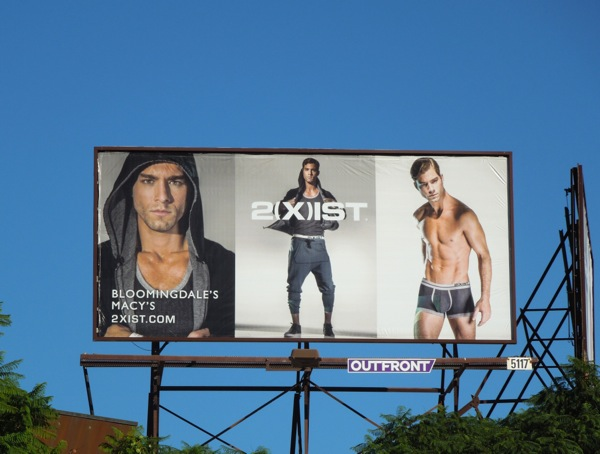 2Xist mens activegear billboard Nov 14