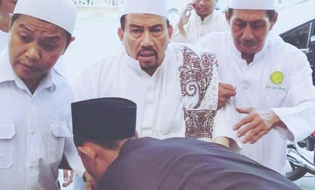 Indonesia Kembali Berduka, Habib Ali Bin Abdurrahman Assegaf Tutup Usia, YM: Ya Allah, Ya Allah, Ya Allah..!!