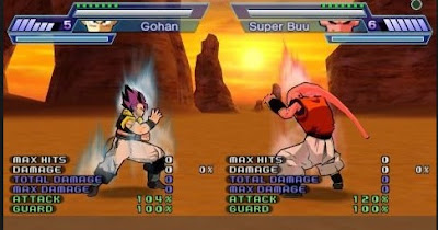 Download Dragon Ball Shin Battle Of Gods MODS PPSSPP PSP