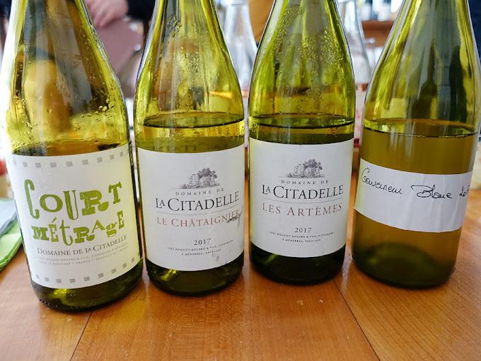 Domaine de la Citadelle White Wines
