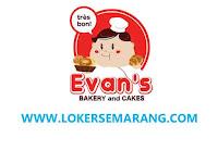 Lowongan Kerja Semarang Digital Marketing di Evans Bakery & Cakes