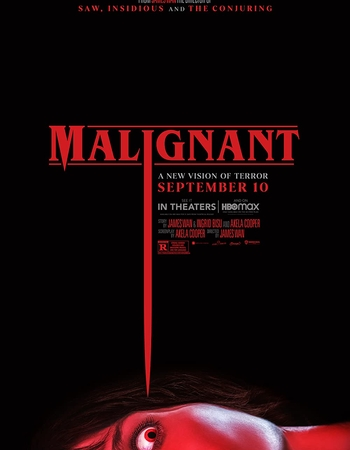 Malignant (2021) Dual Audio [ Hindi - English ] Movie Download - KatmovieHD