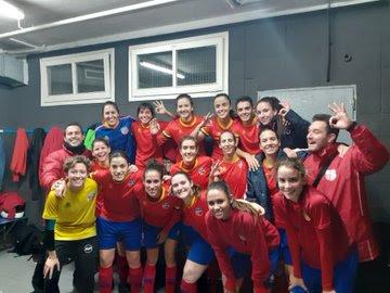 El Martinenc es líder empatado a puntos con el Girona FC
