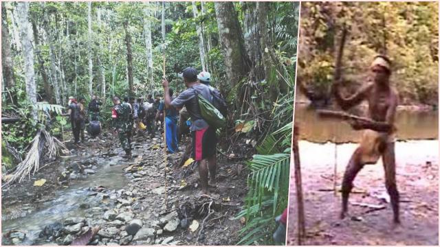 Tubuh Dicincang, 3 Orang Tewas Diduga Dipanah Suku Togutil di Hutan Pedalaman Halmahera
