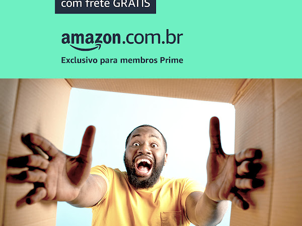 2º Prime Day: descontos exclusivos e frete grátis na Amazon para membros Prime (2 meses de Kindle Unlimited de graça!)