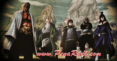 Inilah 6 Tingkatan Jutsu Di Serial Naruto Yang Tidak Terlalu Diperhatikan!