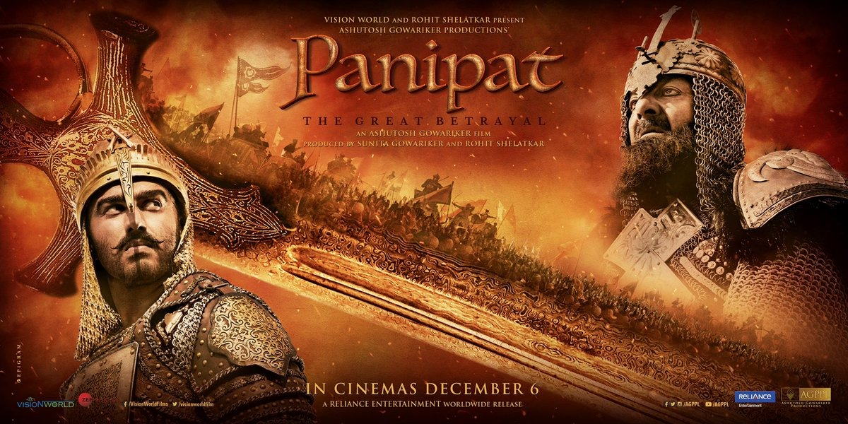 Panipat Full Movie HD - Watch Online For Free - Bollywood Movies Online Watch