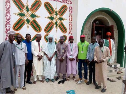 Dutse Emirate Promises Advocacy For NOUN