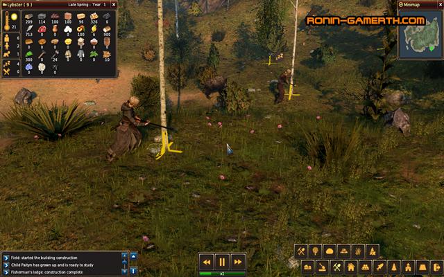 Life is Feudal: Forest Village [PC] ~ โหลดเกมส์ | PC