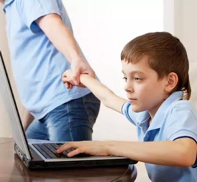 tips Membatasi Penggunaan Internet Pada Anak