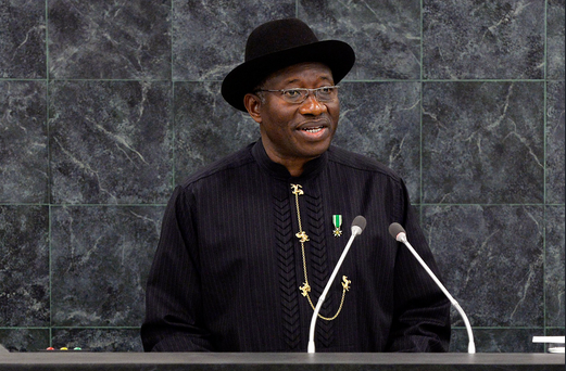 Goodluck Jonathan Reveals Why Niger Deltans Do not Want To Be Part of Biafra