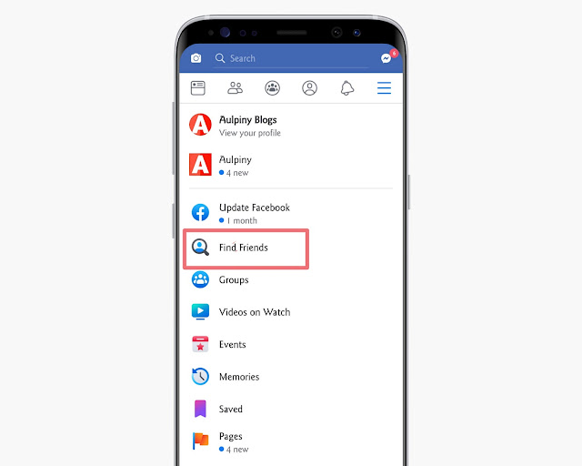 Find Nearby Friends - Facebook Features, Tips And Tricks