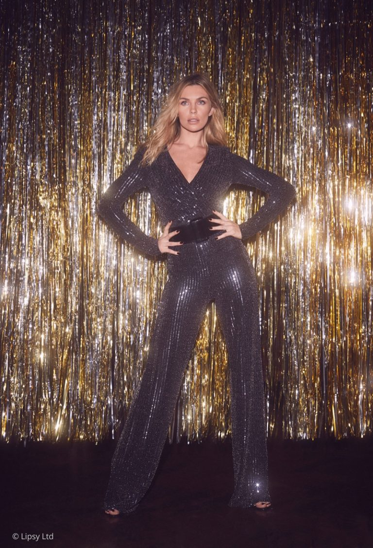 Abbey Clancy x Lipsy London Campaign