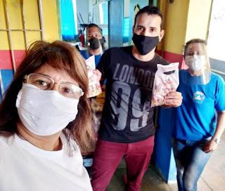 Em Registro-SP, Programa Sorriso na Escola entrega mais de 6 mil kits de higiene bucal doados pela Colgate