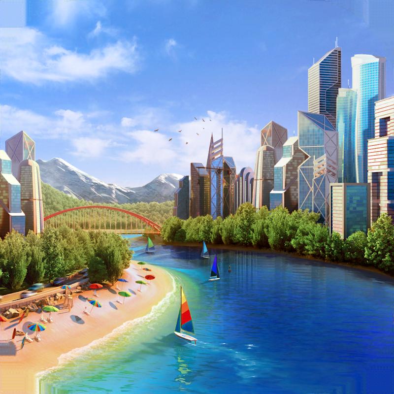 Citytopia v2.9.0 Apk Mod [Dinheiro Infinito]