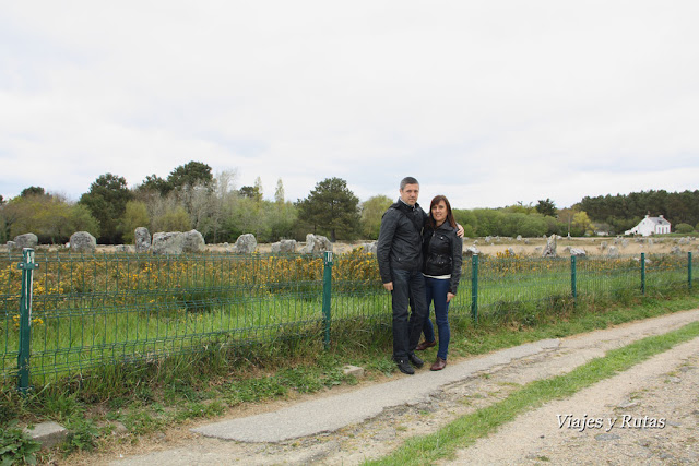 Carnac, Bretaña