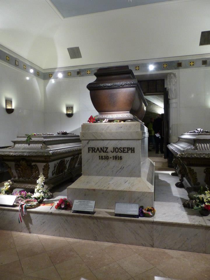 crypte des Capucins Vienne