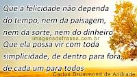 Melhores Frases de Carlos Drummond de Andrade