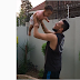 This video of AKA on daddy duty with Kairo is kinda everything