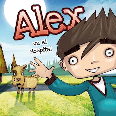 Álex va al hospital