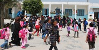 مدرسة ظهر عياد رفراف الشاطىء التلاميذ ليومنا هذا ميقراوش