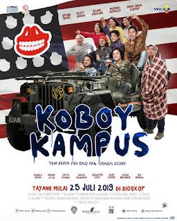 Hubbul Wathon Minal Iman: Belajar Toleransi dari Film Koboy Kampus