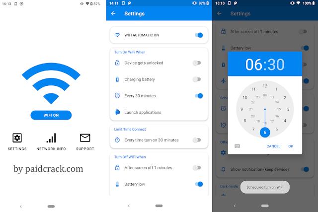 WiFi Automatic Premium apk