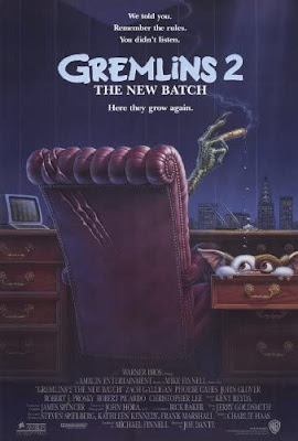 Gremlins 2 - The New Batch Poster