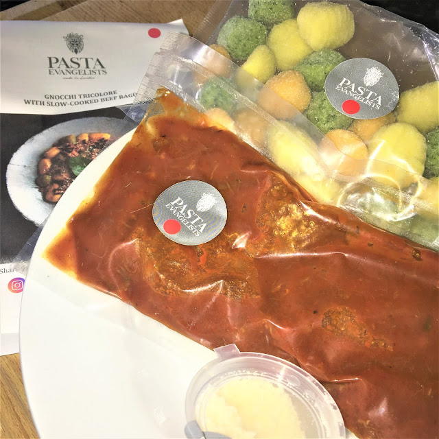 Pasta Evangelists Gnocchi and Ragu